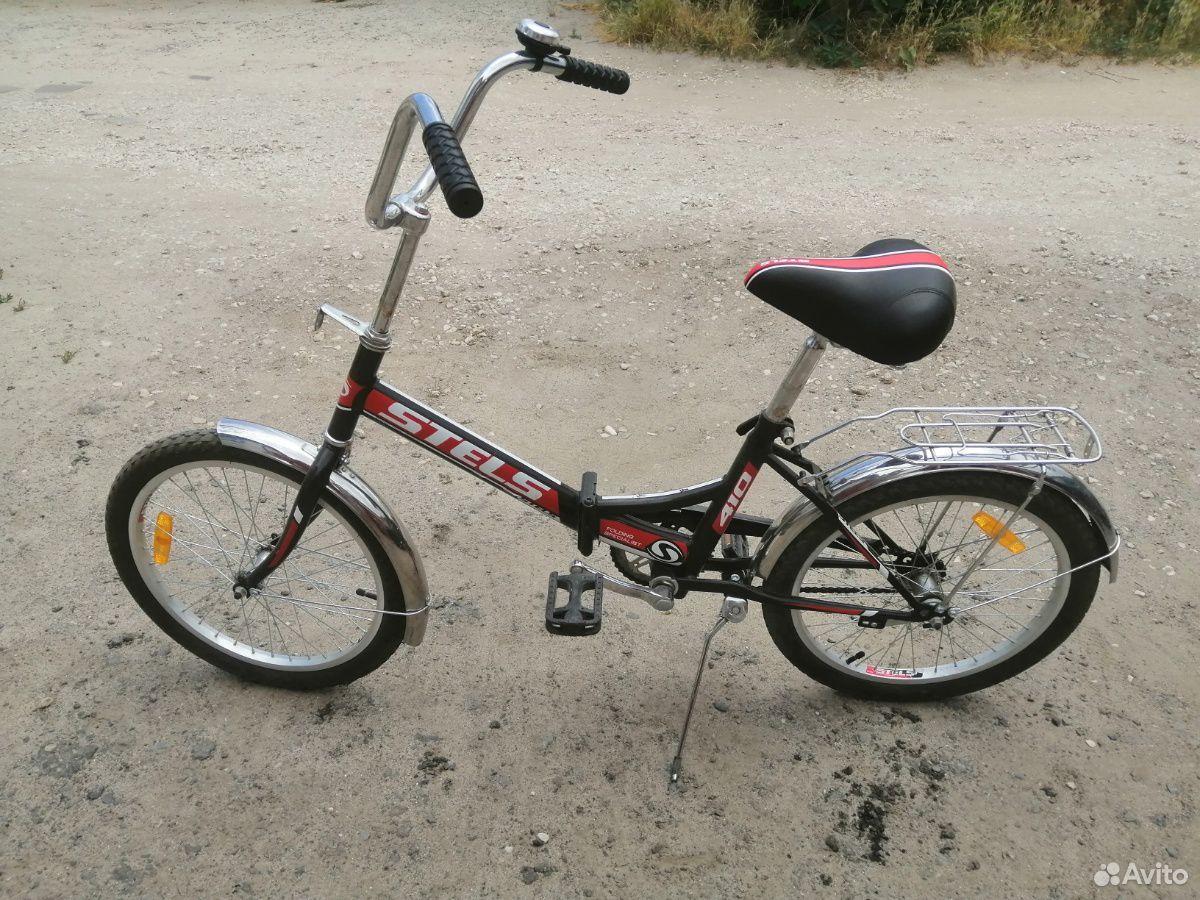 Велосипед Stels складной в отличном состоянии. Нет  89093790613 купить 1