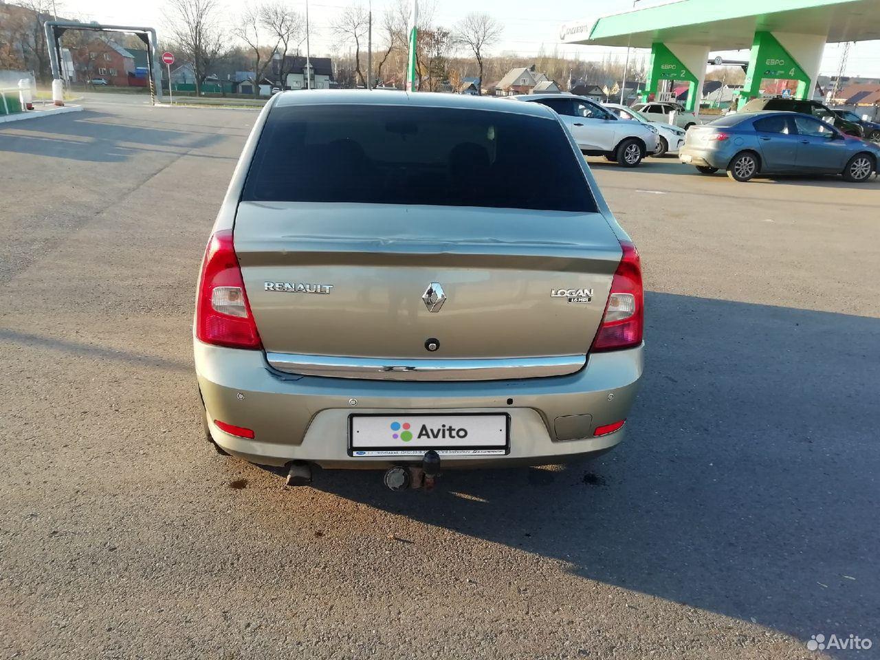 Renault Logan, 2011  89613558476 kaufen 6