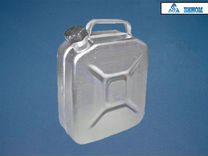 Канистра 10 л (алюминиевая)