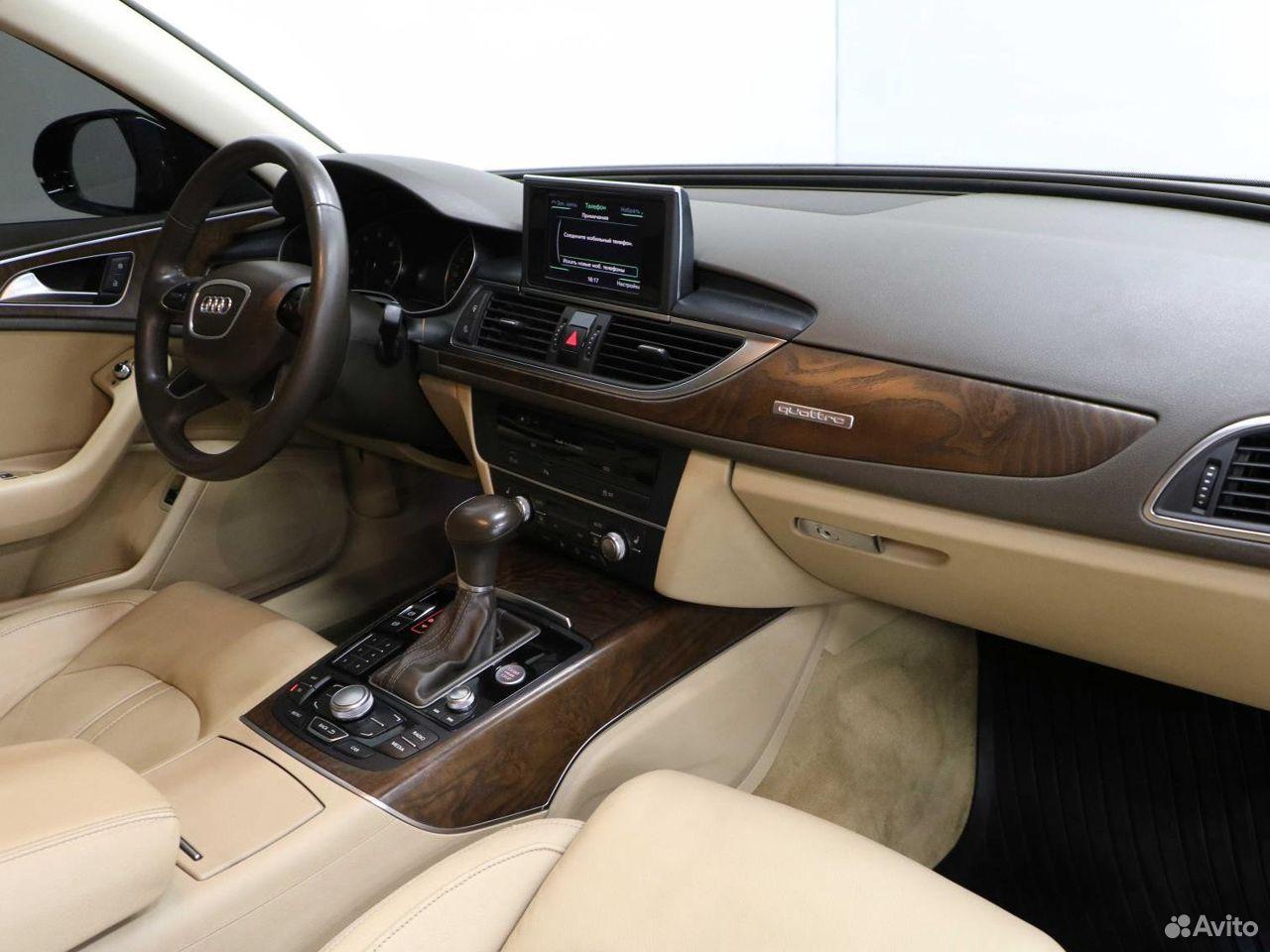 Audi A6, 2011  84872337205 купить 5