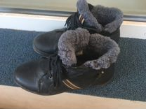 Зимние ботинки 38 р