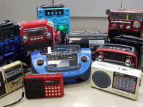 Радиоприемники в ассортименте