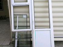 Балконный стекло пакет