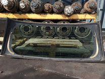 Стекло двери 5-й на mazda MPV lwew, LW3W, LW5W — Запчасти и аксессуары в Омске