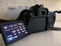 Фотоаппарат Canon 60d комплект