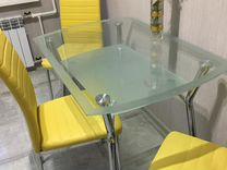 Продаю стол и стулья в отличном состоянии