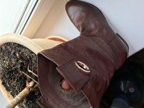 Новая Осенняя обувь из натуральной кожи