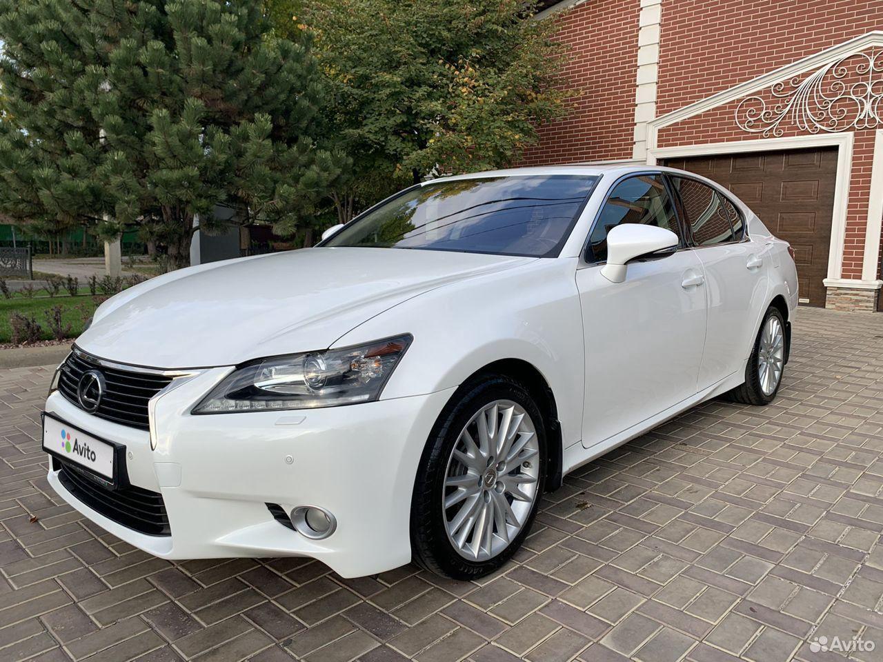 Lexus GS, 2012  89898002894 купить 1