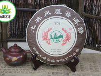 Шу пуэр tulin Phoenix Tea Co, Ltd