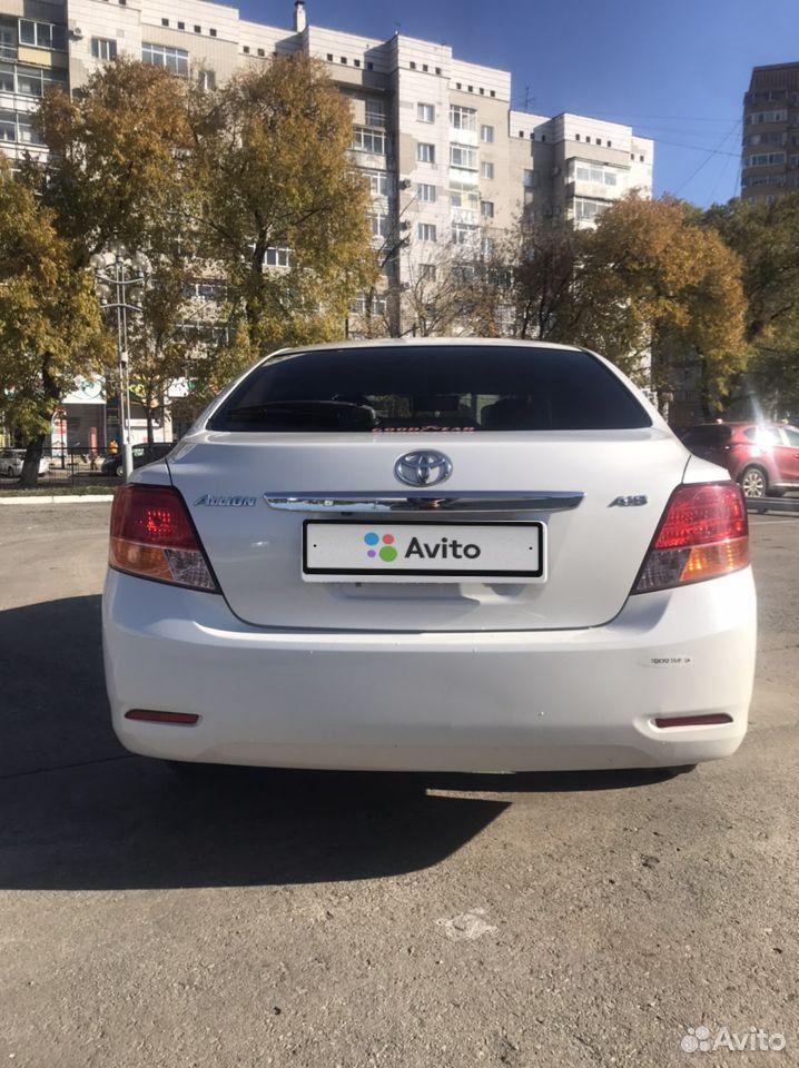 Toyota Allion, 2008  89098154144 купить 4