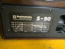 Акустика Radiotehnica с колонками S90 — Аудио и видео в Воронеже