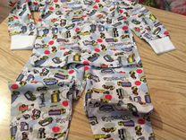 Пижама новая на мальчика 92р-р