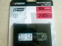 SSD Kingston A400 240gb, m2