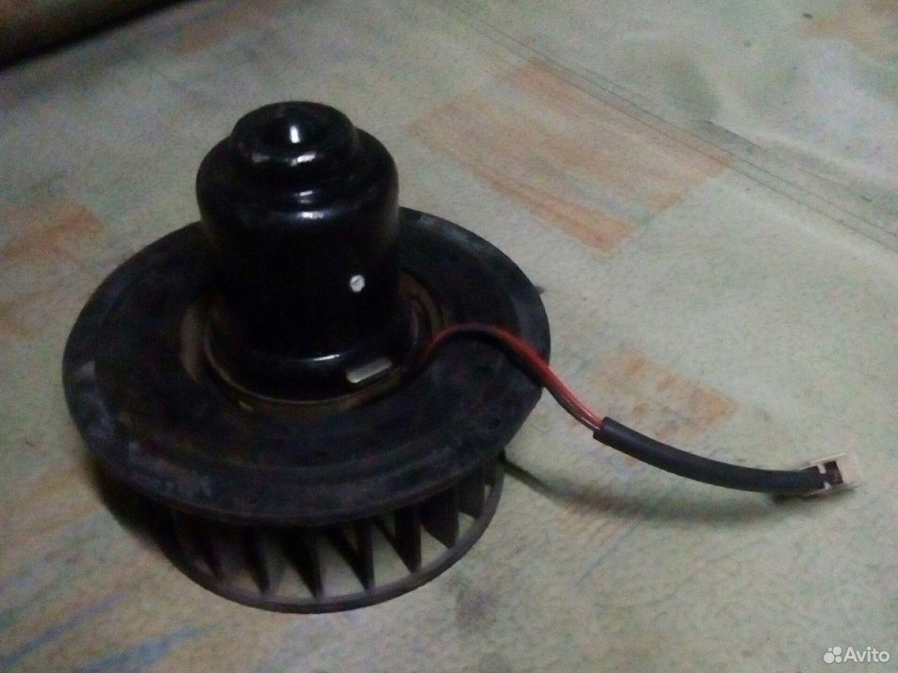 Двигатель отопления камаз 5320,в сборе  89115180803 купить 1