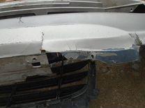 Бампер передний Nissan Micra