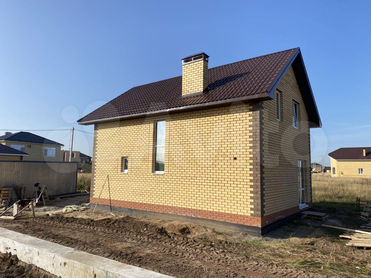Коттедж 110 м² на участке 4.5 сот.  89682885391 купить 4
