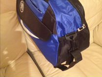Спортивная сумка Nike голубая новая — Одежда, обувь, аксессуары в Санкт-Петербурге
