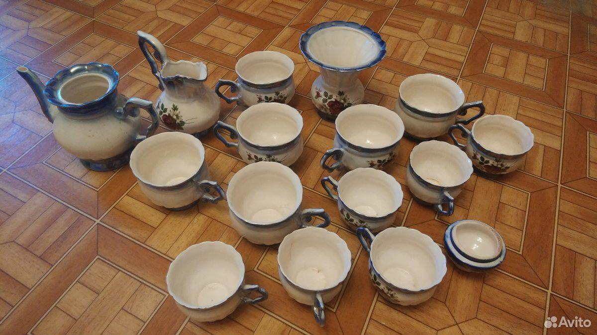 Tea set  89277586287 buy 2