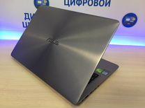 "Ультрабук asus/13.3""/IPS/Core i5/SSD/GeForce 940MX"
